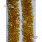Мишура новогодняя Сибирская d-10см длина 2м (упак. 10шт)