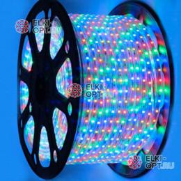 Светодиодная лента 3528  цвет мульти 100м