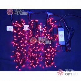 Гирлянда Клип Лайт 3 луча по 20 метров цвет красный (4 шт х 5695руб)