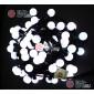 Комплект освещения  Хамелион с контроллером ДУ для ели от 3-10м