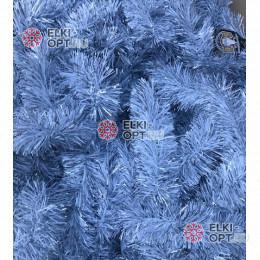Мишура новогодняя Снег цвет белый d-7см длина 2м (упак. 10шт)