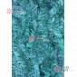 Мишура новогодняя Снег цвет зеленый d-7см длина 2м (упак. 10шт)