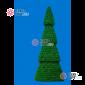 Ель сегментная Сибирская цвет зеленый (пленка) от 11м - 48,5м