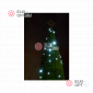 Комплект освещения Звездное небо для елки от 4м  - 30м