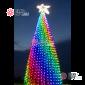 Комплект освещения 3D для ёлки от 4 м- 30м