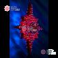 Макушка Полярная звезда 55см