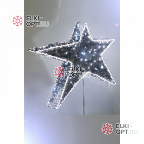 Макушка Гагаринская звезда 50см - 2м
