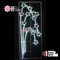 Фигура LED Фейерверк - звездопад (165*65см) GRP-418