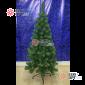 Ель искусственная Сибирская цвет зеленый от 1м -2,7м