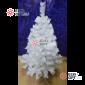 Ель искусственная Метелица цвет белый от 1м -2,7м