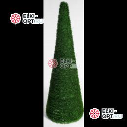 Конус хвойный цвет зеленый от 1,5м - 3м