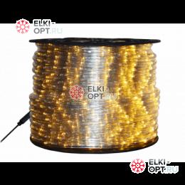 Дюралайт LED цвет теплый белый 100м d-10.5мм