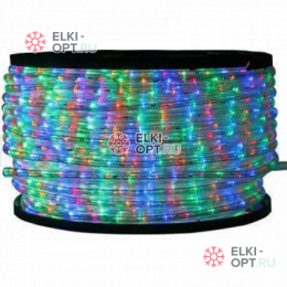Дюралайт LED цвет мульти 100м d-13мм