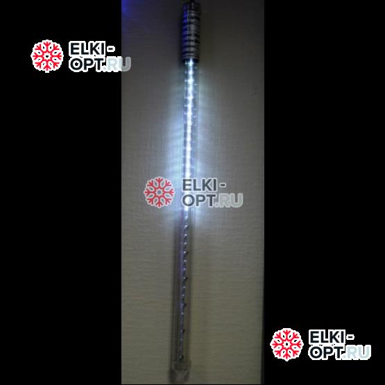 Гирлянда Тающие сосульки LED 60см белая IP44