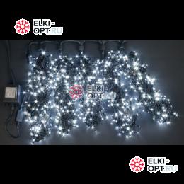 Светодиодная гирлянда Rich LED 5 нитей по 20 м белый