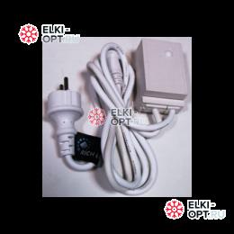 Блок питания Rich LED 1.5 м с КОНТРОЛЛЕРОМ для мульти-занавесов