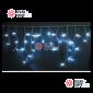 Светодиодная бахрома 3м*0,5м цвет белый IP22 20шт х 595руб для помещений