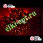 Гирлянда Клип Лайт 3 луча по 20 метров цвет красный 3шт х4600руб