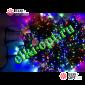 Гирлянда Клип Лайт 3 луча по 20м цвет мульти 24V (4шт х 6120руб)