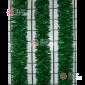 Мишура Московская d-5см цвет зеленый длина 2м 100шт х 38руб