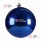Шар d-20см цвет синий глянец 12шт х 400руб